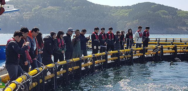 통영시, 해양수산관계 공무원 어업 현장 속으로2.jpg