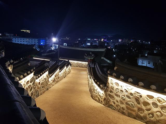 삼도수군통제영! 야간조명으로 새롭게 변신2.jpg