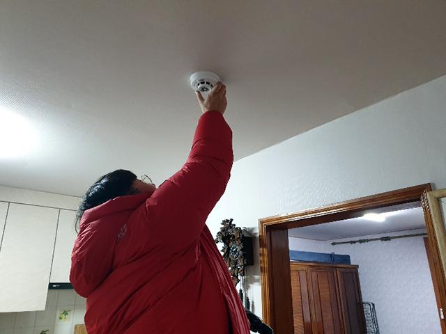 통영시, 소방안전취약가구 주택용 소방시설 설치 지원 사업 추진(단독)경보형감지기.jpg