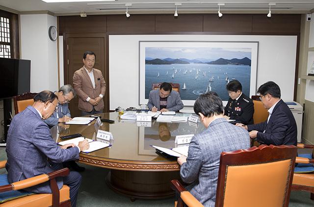 해양쓰레기 정화활동을 위한 업무협약(MOU) 체결2.jpg