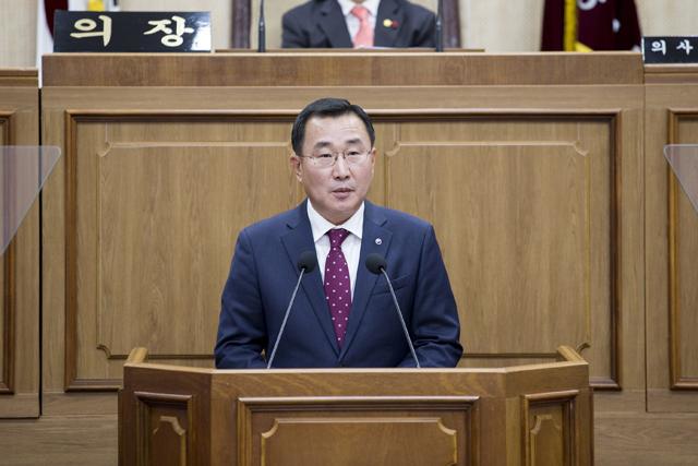 강석주 통영시장, 2020년도 예산안 제출 시정연설2.jpg