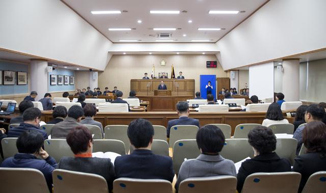 강석주 통영시장, 2020년도 예산안 제출 시정연설3.jpg