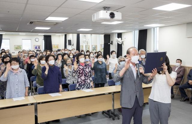 [크기변환]2020년 노인복지회관 노인대학 입학식 개최2.jpg