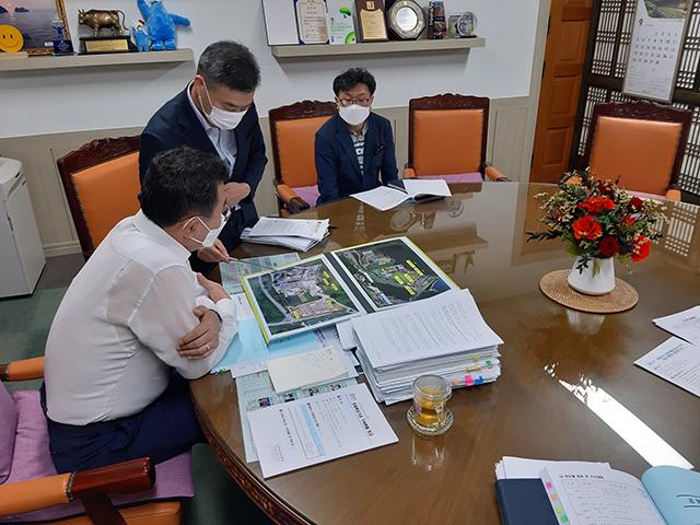 9.14 - 통영시, 2021년 하반기 공약 및 시민정책제안 이행상황 점검 보고회 개최 3.jpg
