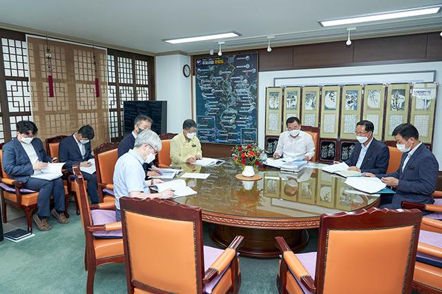 9.14 - 통영시, 2021년 하반기 공약 및 시민정책제안 이행상황 점검 보고회 개최 2.jpg